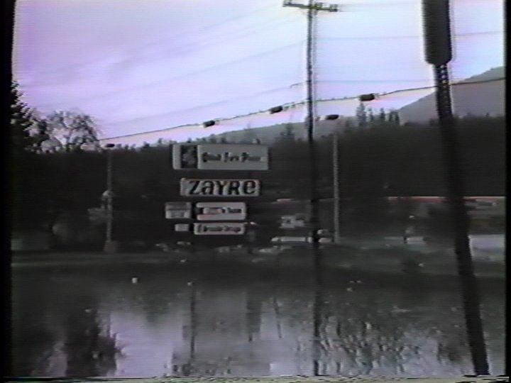 1987 Flood in Rumford, Maine